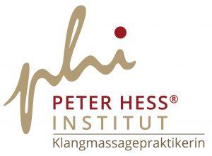 Logo - Klangmassagepraktikerin