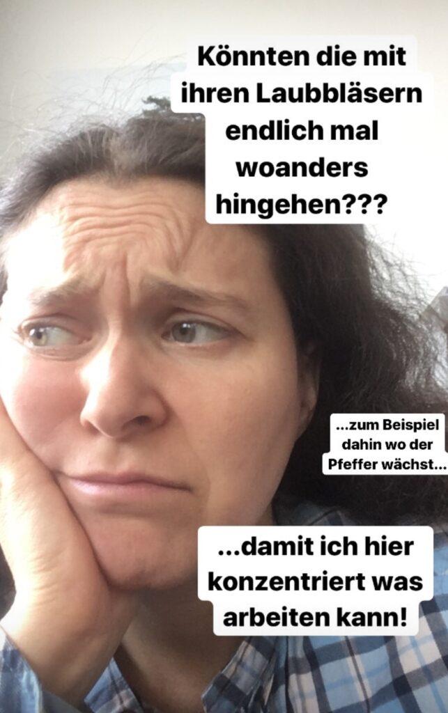 Judith mit unglücklichem Blick zur Seite