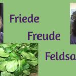 Friede Freude Feldsalat
